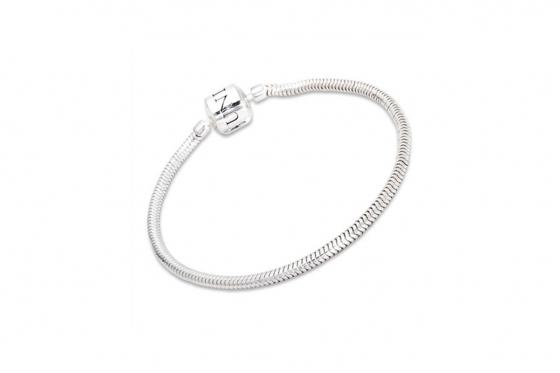 Bracelet perles - Argent 925