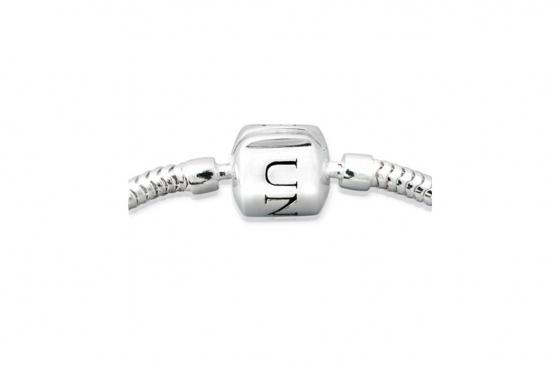 Bracelet perles - Argent 925 1