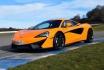 Stage de pilotage en McLaren 540C-4 tours sur le circuit du Laquais 2