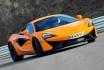 Stage de pilotage en McLaren 540C-4 tours sur le circuit du Laquais 3