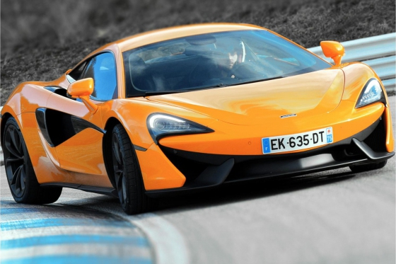 Stage de pilotage en McLaren 540C - 4 tours sur le circuit du Laquais + 1 tour offert  [article_picture_small]
