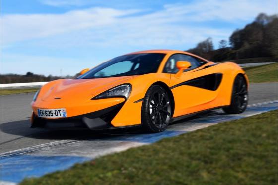 Stage de pilotage en McLaren 540C - 4 tours sur le circuit du Laquais + 1 tour offert 1 [article_picture_small]