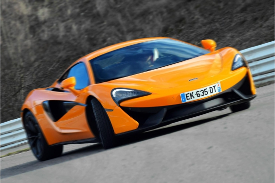 Stage de pilotage en McLaren 540C - 4 tours sur le circuit du Laquais + 1 tour offert 2 [article_picture_small]