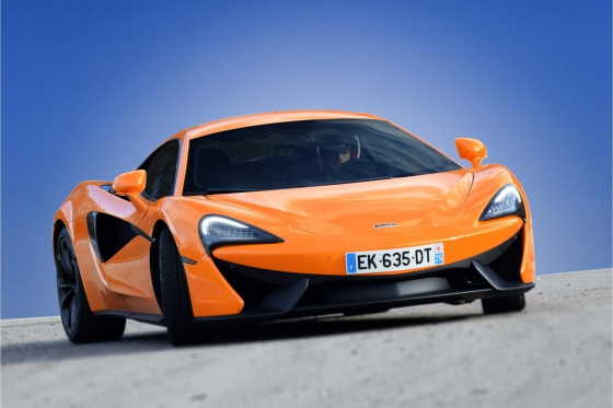 Stage de pilotage en McLaren 540C - 4 tours sur le circuit du Laquais + 1 tour offert 3 [article_picture_small]