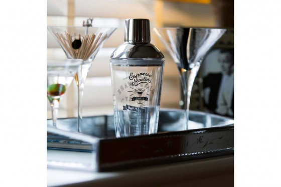 Cocktail Shaker - aus Glas 3