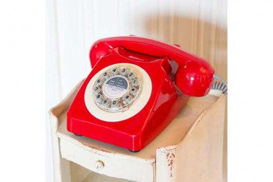 Klassisches Telefon - im Vintage Style 1
