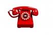 Téléphone classique - dans un style vintage  [article_picture_small]