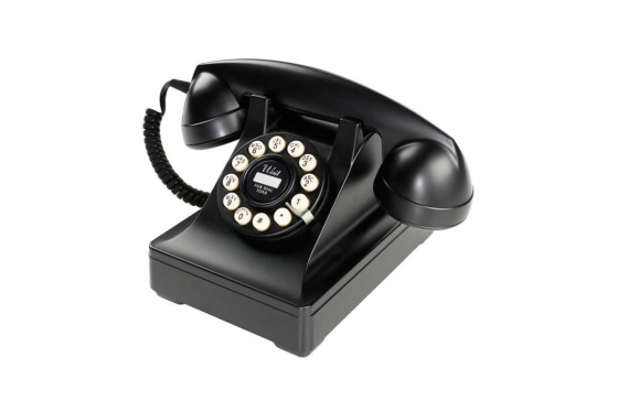 Téléphone classique - dans un style vintage 1
