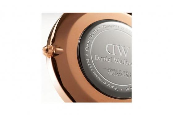 Daniel Wellington - Classic Black St. Mawes 1