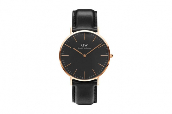 Daniel Wellington - Classic Black Sheffield