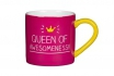 Tasse mit Spruch - Queen of Awesomeness!  [article_picture_small]
