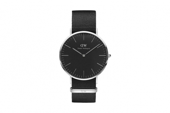 Daniel Wellington - Classic Black Cornwall