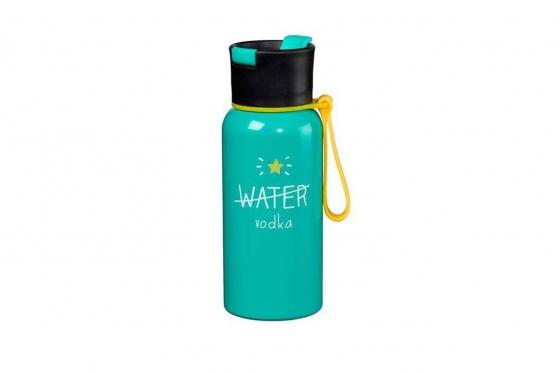 Trinkflasche - Vodka /Water