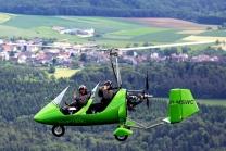 Gyrocopter Rundflug - 30 Minuten