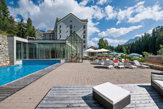 Übernachtung im Engadin - Erholung pur für 2 Personen im Hotel Schweizerhof  [article_picture_small]