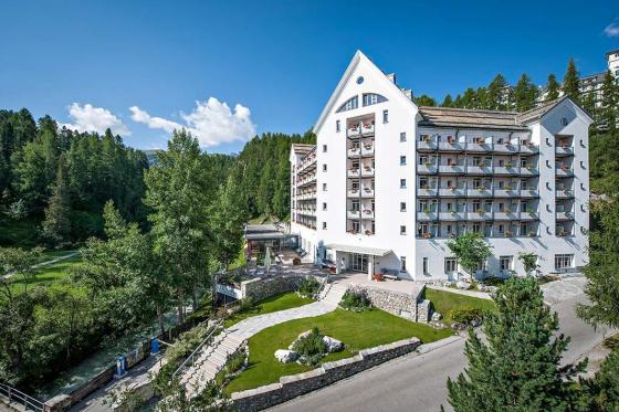 Übernachtung im Engadin - Erholung pur für 2 Personen im Hotel Schweizerhof 1 [article_picture_small]