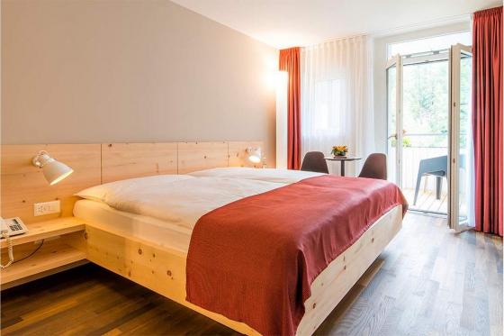 Übernachtung im Engadin - Erholung pur für 2 Personen im Hotel Schweizerhof 2 [article_picture_small]