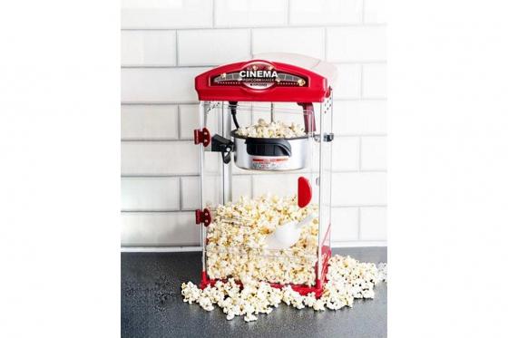 Popcornmaschine - für zu Hause
