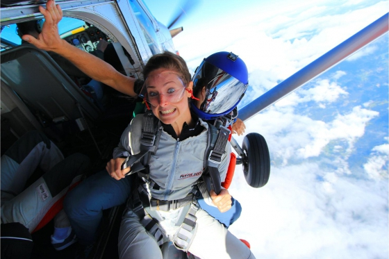 Skydiving - VD / FR / VS 1 [article_picture_small]