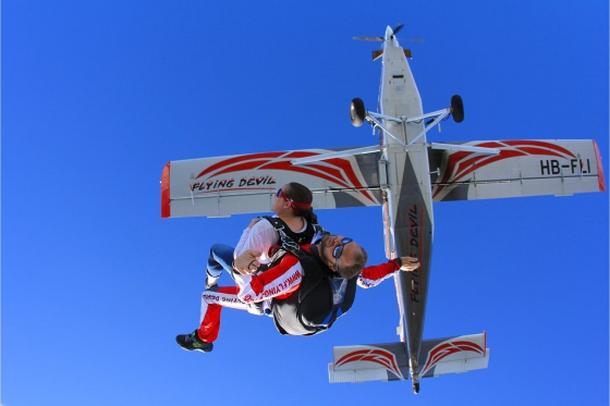 Skydiving - VD / FR / VS 3 [article_picture_small]