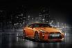Nissan GT-R-2 tours sur circuit 1
