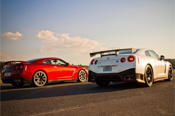 Nissan GT-R - 2 tours sur circuit 1 [article_picture_small]