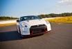 Nissan GT-R-3 tours sur circuit 1