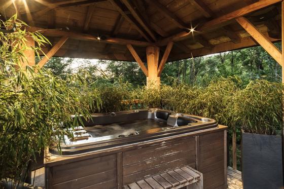 1 Übernachtung im luxuriösen Baumhaus - Inkl. privatem Spa, Tagesausflug mit einem Citroën 2CV und Frühstück 4 [article_picture_small]
