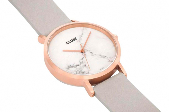 Montre pour femme Cluse - La Roche - or rose 1