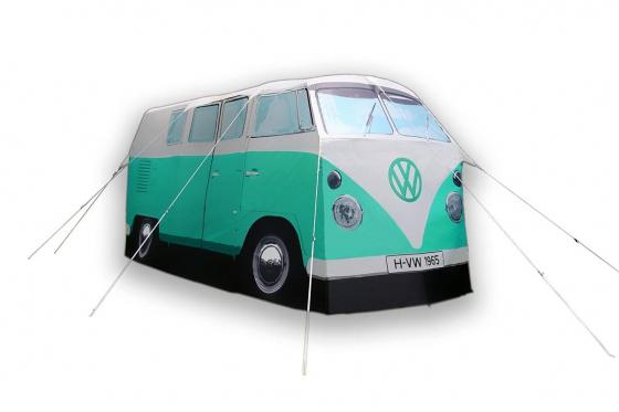 Tente VW Bus verte - en diverses couleurs