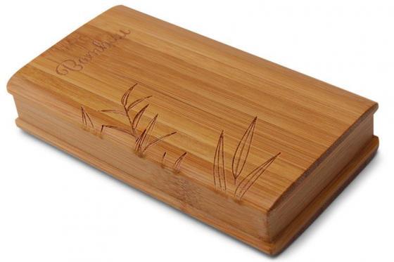 Powerbank Bambus - 12'000 mAh