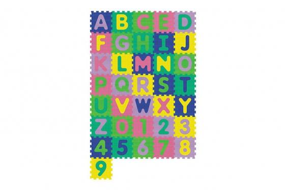 Tapis de jeu Alphabet   - de happytoys