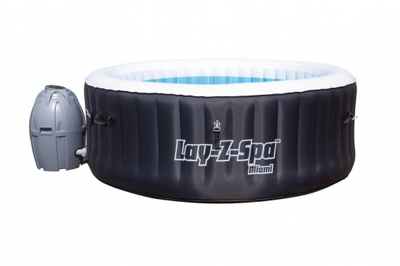 Whirlpool Miami   - Lay-Z-Spa von Bestway