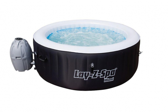 Whirlpool Miami   - Lay-Z-Spa von Bestway 1
