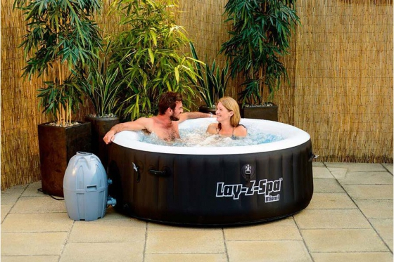 Whirlpool Miami   - Lay-Z-Spa von Bestway 2