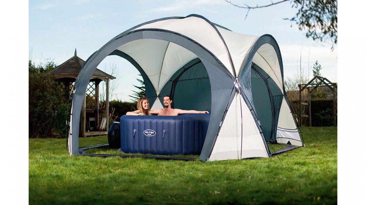 pavillon f r pools. Black Bedroom Furniture Sets. Home Design Ideas
