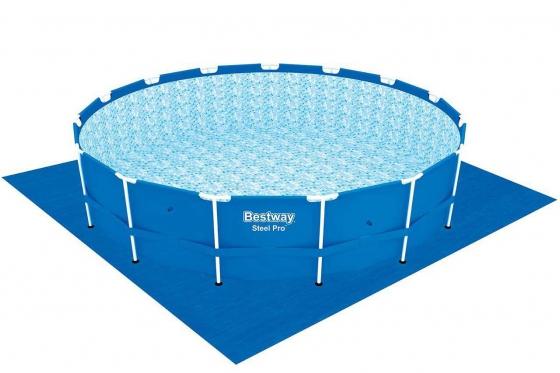Swimming Pool von Bestway - Komplett-Set - Ø 457cm / H: 107cm 1
