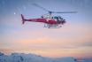Helikopterflug & Übernachtung-im Berghotel Leiterli Lenk 1