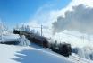 Winter-Dampffahrt auf die Rigi-Nostalgische Bergbahnfahrt ab Vitznau  (für Personen mit Halbtax-Abo) 1