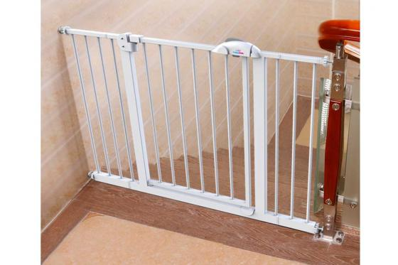 Türschutzgitter   - Easy Lock von happykids 1