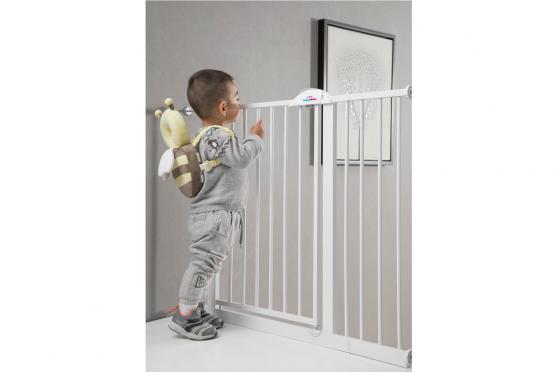 Türschutzgitter   - Easy Lock von happykids 2