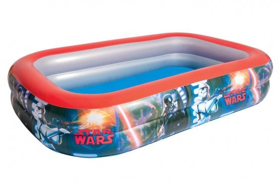 Family Pool Star Wars - 262x175x51cm
