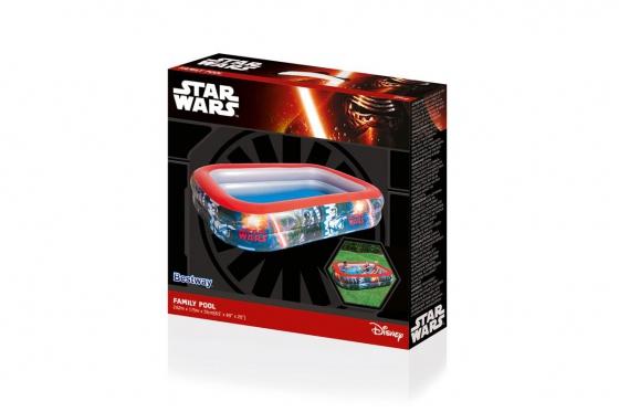 Family Pool Star Wars - 262x175x51cm 1