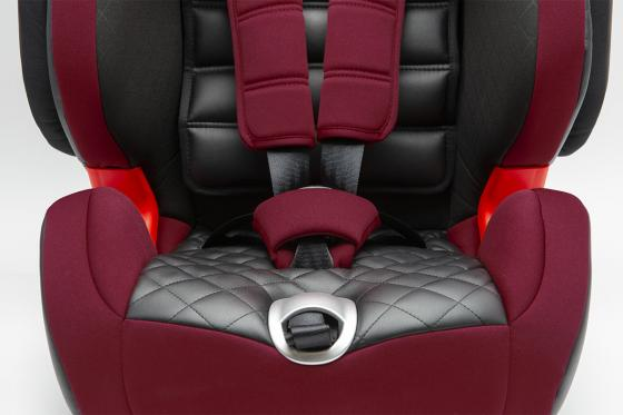 Autositz Isofix Deluxe - von happykids 7