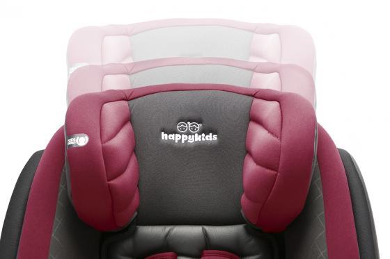 Autositz Isofix Deluxe - von happykids 8