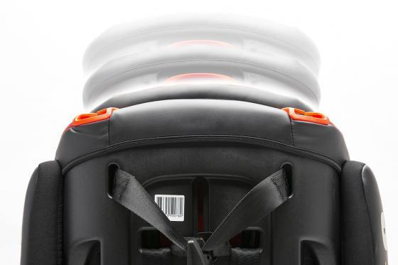 Autositz Isofix Deluxe - von happykids 9