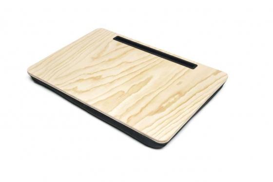 Tablethalterung aus Holz - gross