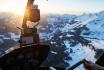 Aux commandes d'un hélicoptère -20min de pilotage depuis Bex + 15min de briefing 3