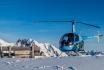 Aux commandes d'un hélicoptère -20min de pilotage depuis Bex + 15min de briefing 4