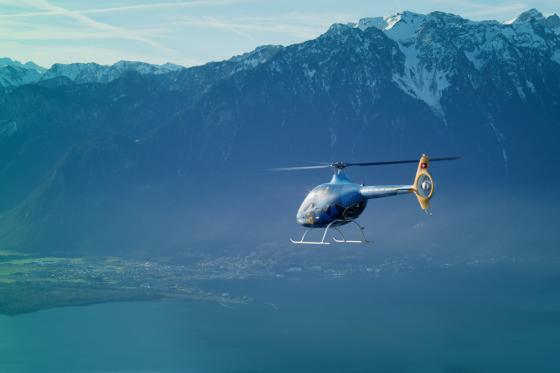 Aux commandes d'un hélicoptère  - 20min de pilotage depuis Bex + 15min de briefing 1 [article_picture_small]